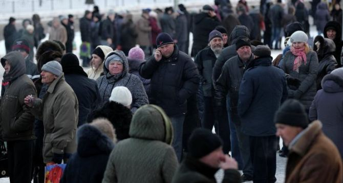 Всемирная продовольственная программа ООН увеличит помощь жителям Донбасса