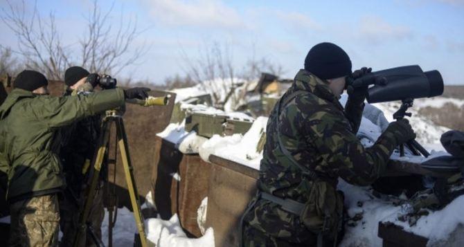 На Донбассе— обострение ситуации