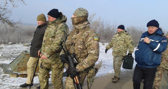 В Луганской области хотят открыть еще один пешеходный пункт пропуска