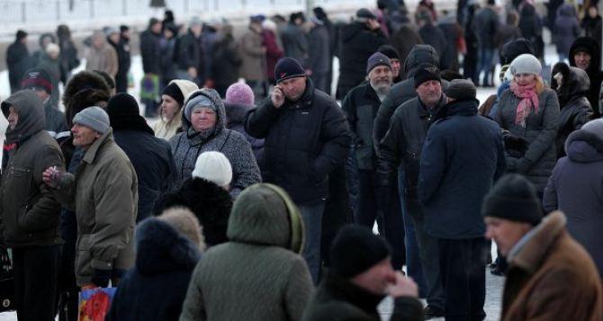 В Минсоцполитики Украины пересчитали переселенцев