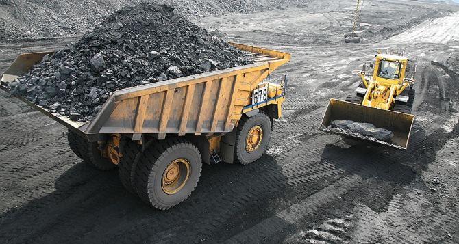 Украина сократила импорт угля из России на 69%