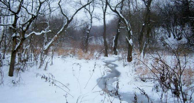 На реке Лугань ликвидировали 7 заторов