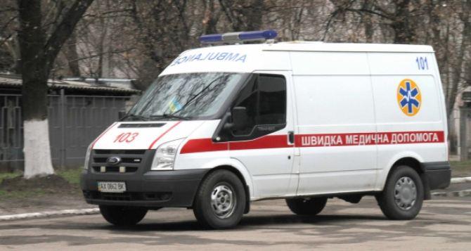 Фельдшер «скорой», пострадавший в ДТП в Харькове, остался жив