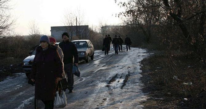 Без пропусков и блокпостов: как из ЛНР добираются в Украину (фото)