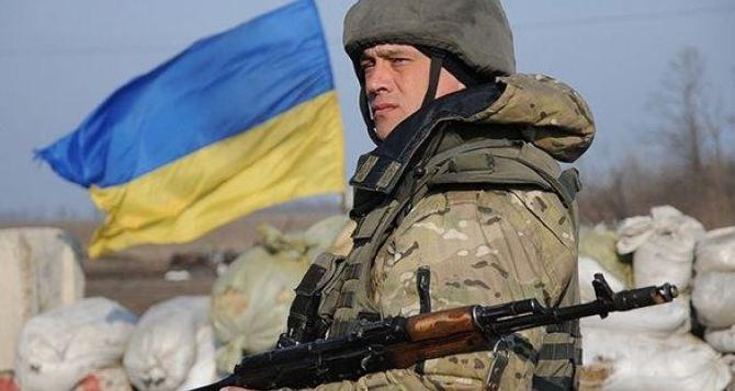 Из-за ситуации на востоке Украины в Изюм введут Нацгвардию