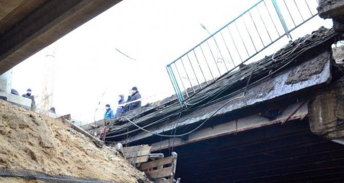 Строительство нового путепровода в Луганске начнут весной