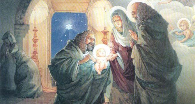 Сегодня христиане отмечают Сретение Господне