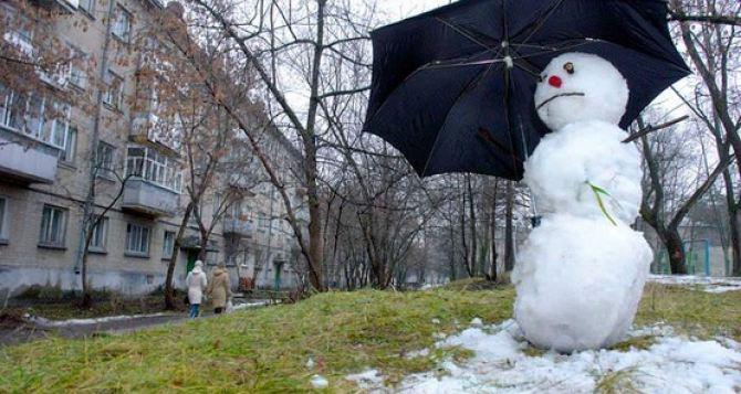 В Харькове — температурный рекорд
