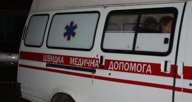 Погиб мэр Старобельска