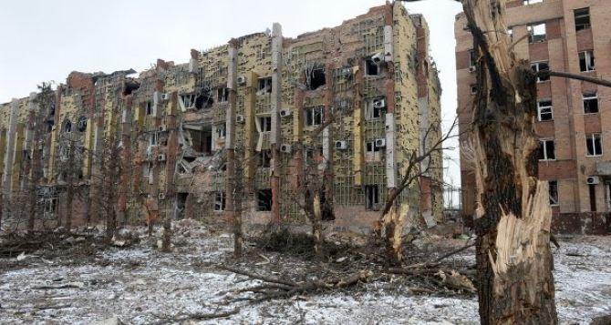В феврале в ДНР от обстрелов пострадали более 20 социальных объектов