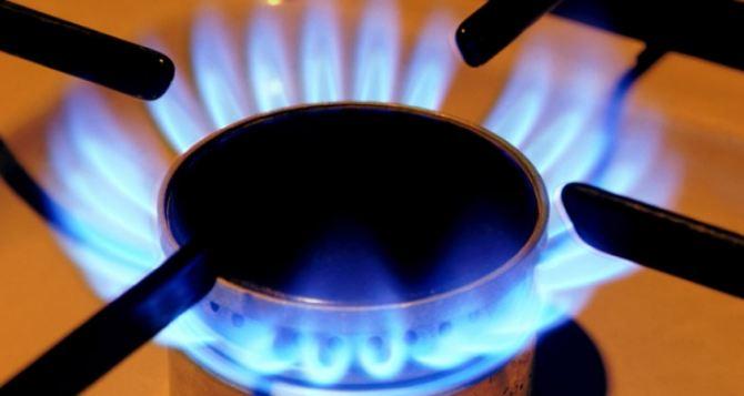 В Украине повысили нормы потребления газа