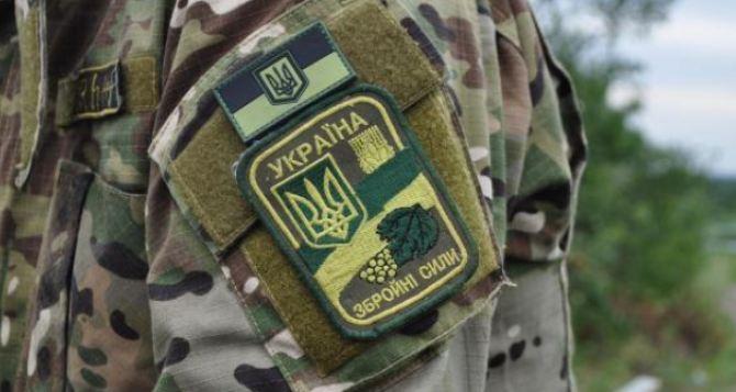 Солдаты срочной службы в АТО служить не будут. — Военный комиссар