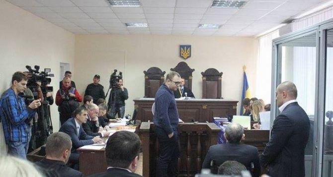 Кернес не приехал на заседание суда в Полтаву