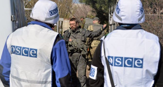 Миссия ОБСЕ посетит район блокпоста под Ясиноватой