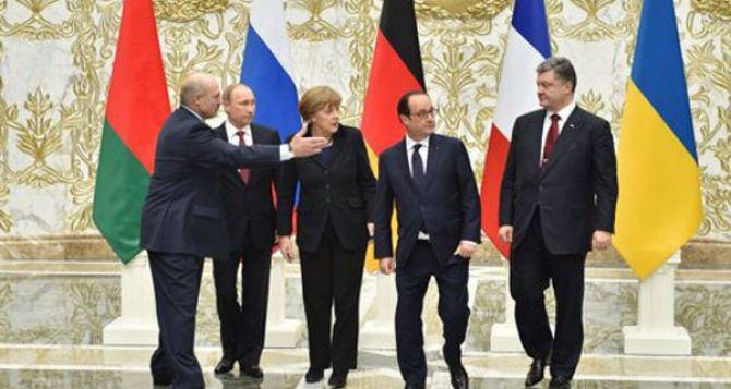 США поддерживают выполнение только тех условий Минска-2, которые выгодны Киеву. —Мнение