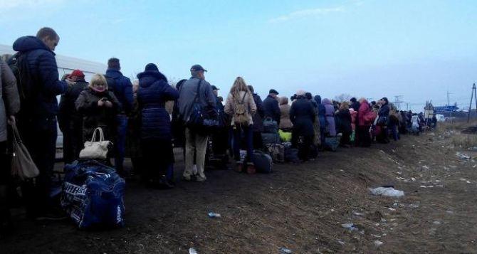 Донецким чиновникам хотят запретить пересечение линии разграничения