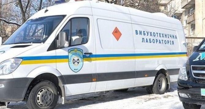 В Харькове эвакуируют школу. —Сообщение о взрывчатке
