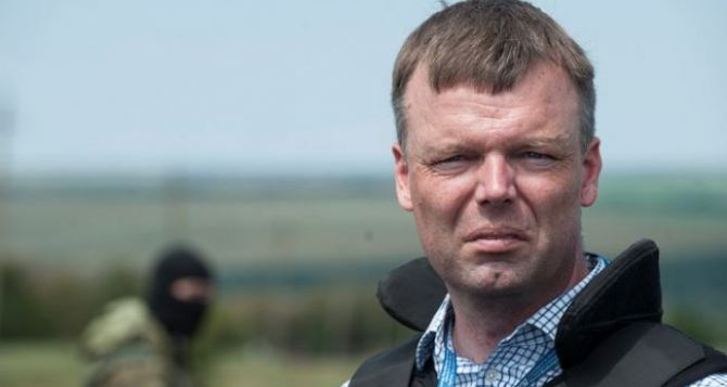 Замглавы СММ ОБСЕ едет на Донбасс