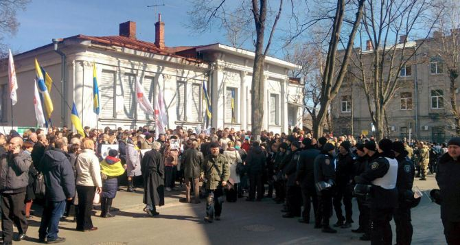 В день вынесения Савченко приговора ГенконсульствоРФ в Харькове работать не будет