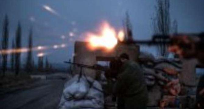 Блокпост в Ясиноватой обстрелян из минометов. —ДНР