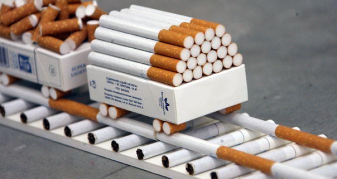 В самопровозглашенной ЛНР введут квоты на ввоз табачных изделий