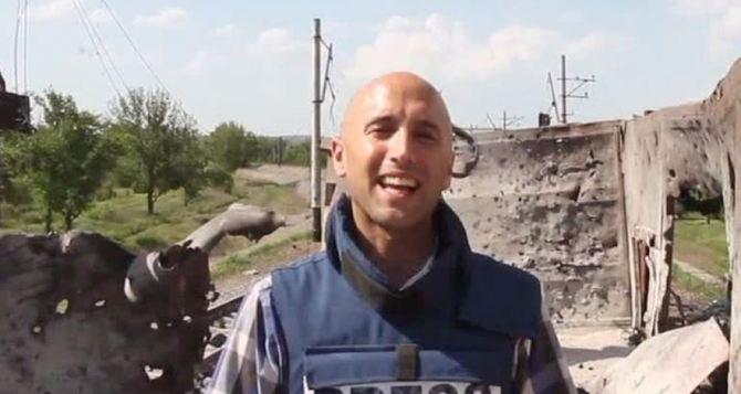 В Луганске состоялась премьера фильма «Арамис» британского журналиста Грэма Филлипса