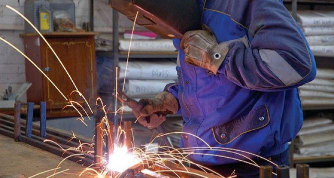 В ЛНР с начала года возобновили работу 40 промышленных предприятий