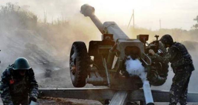 В Украине заявляют о большой вероятности возобновления боевых действий на Донбассе