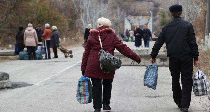 Единственный пункт пропуска в Луганской области оказался под угрозой закрытия
