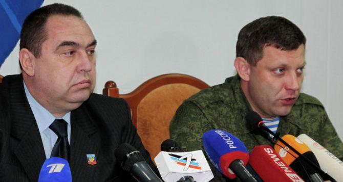 Плотницкий и Захарченко могут претендовать на второй срок. —Сурков