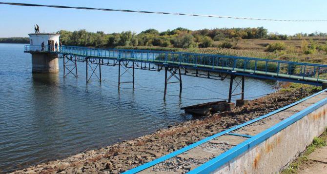 Стало известно, когда полноценно заработает Елизаветинское водохранилище