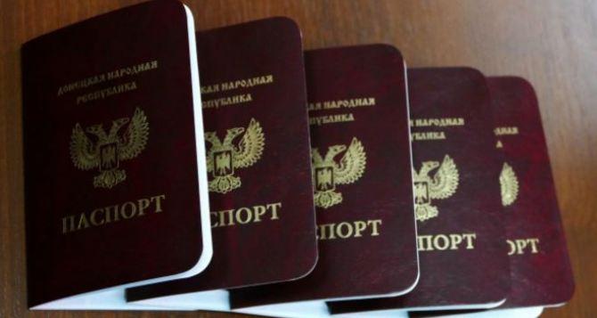 Ежедневно за получением паспорта ДНР обращаются до 40 человек. —Миграционная служба