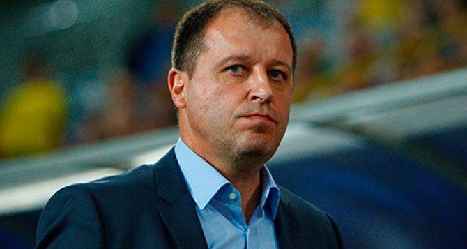 «Заря» в истории украинского футбола еще ничего не выигрывала. —Вернидуб