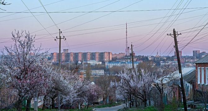 Погода в Луганске на выходные: до +25°С