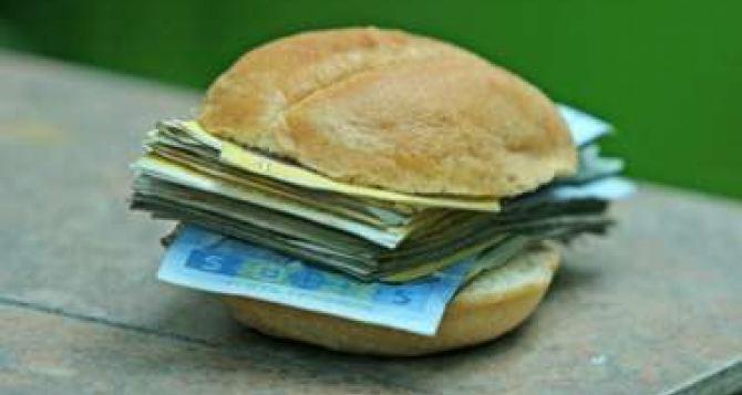 Покупательная способность украинцев упала на 25%