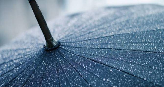 Прогноз погоды в Луганске на выходные: небольшой дождь