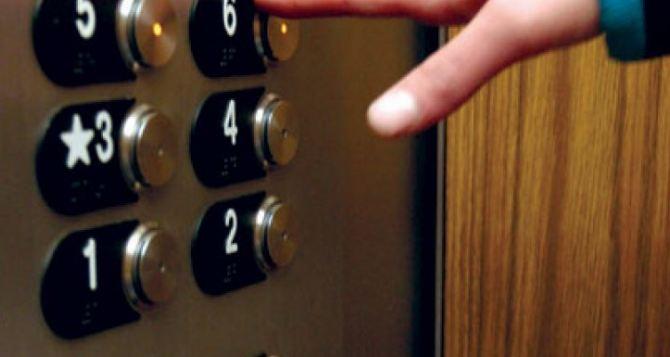 В Луганске восстанавливают работу лифтов (видео)