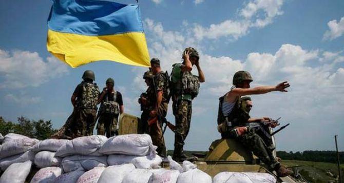 Под обстрел попали позиции военных в районе Золотого и Новоалександровки