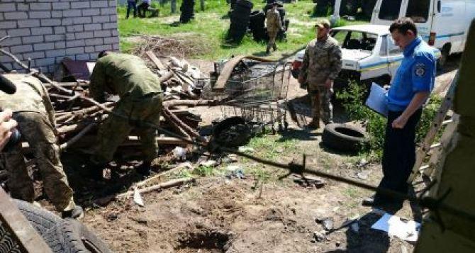 Стала известна новая версия взрыва на базе «Схидного корпуса» в Харькове