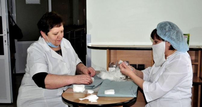 В самопровозглашенной ДНР констатируют дефицит медсестер в больницах