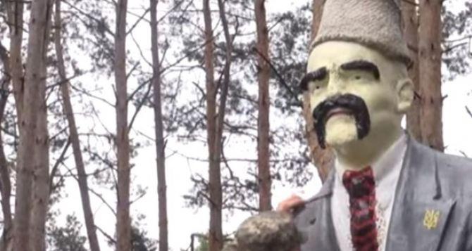 В Луганской области  из Ленина сделали Шевченко
