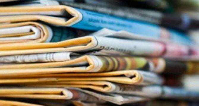 Декоммунизация дошла и до украинских  СМИ