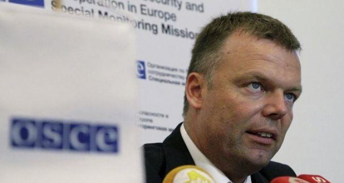Полицейской миссии на Донбассе пока не будет. —Хуг