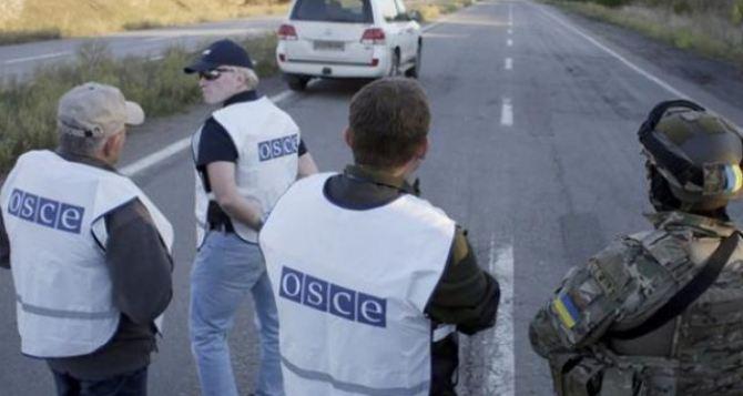 Ситуация на Донбассе нестабильная и непредсказуемая. —СММ ОБСЕ