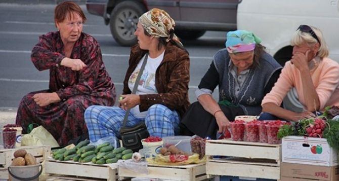 В Луганске провели более 300 рейдов по ликвидации стихийной торговли