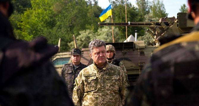 В Украине повысят зарплату сержантам