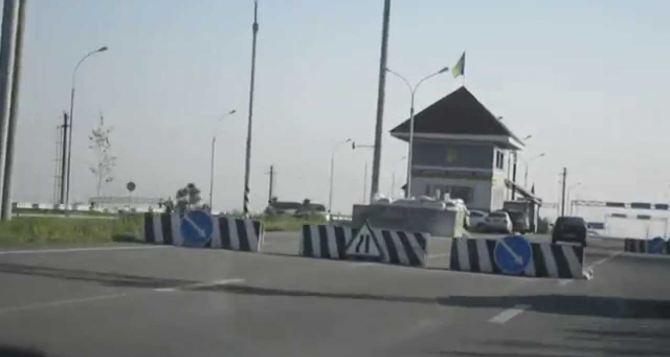 Российские представители СЦКК развернули наблюдательный пункт в Ясиноватой. —ДНР