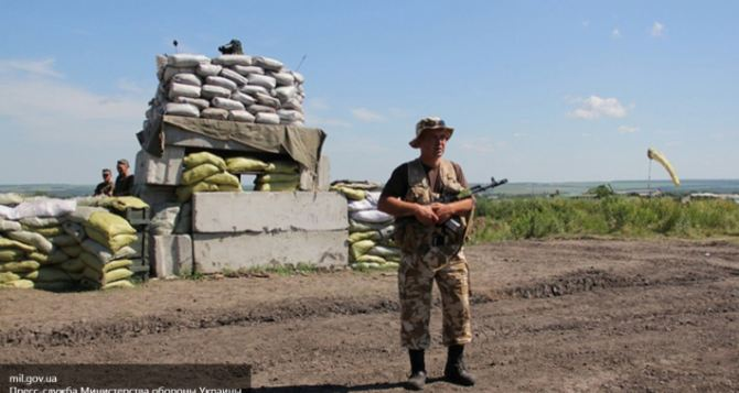 В Троицком военнослужащие заселяются в частные дома. —Наблюдатели ОБСЕ