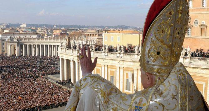 Ватикан выделил Украине миллионы евро на помощь жителям Донбасса