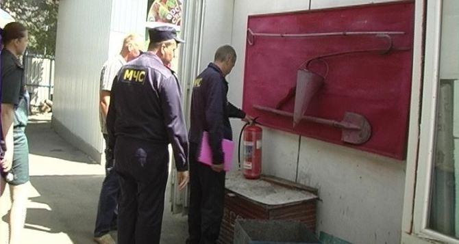 В Луганске продолжают проверять рынки (фото)